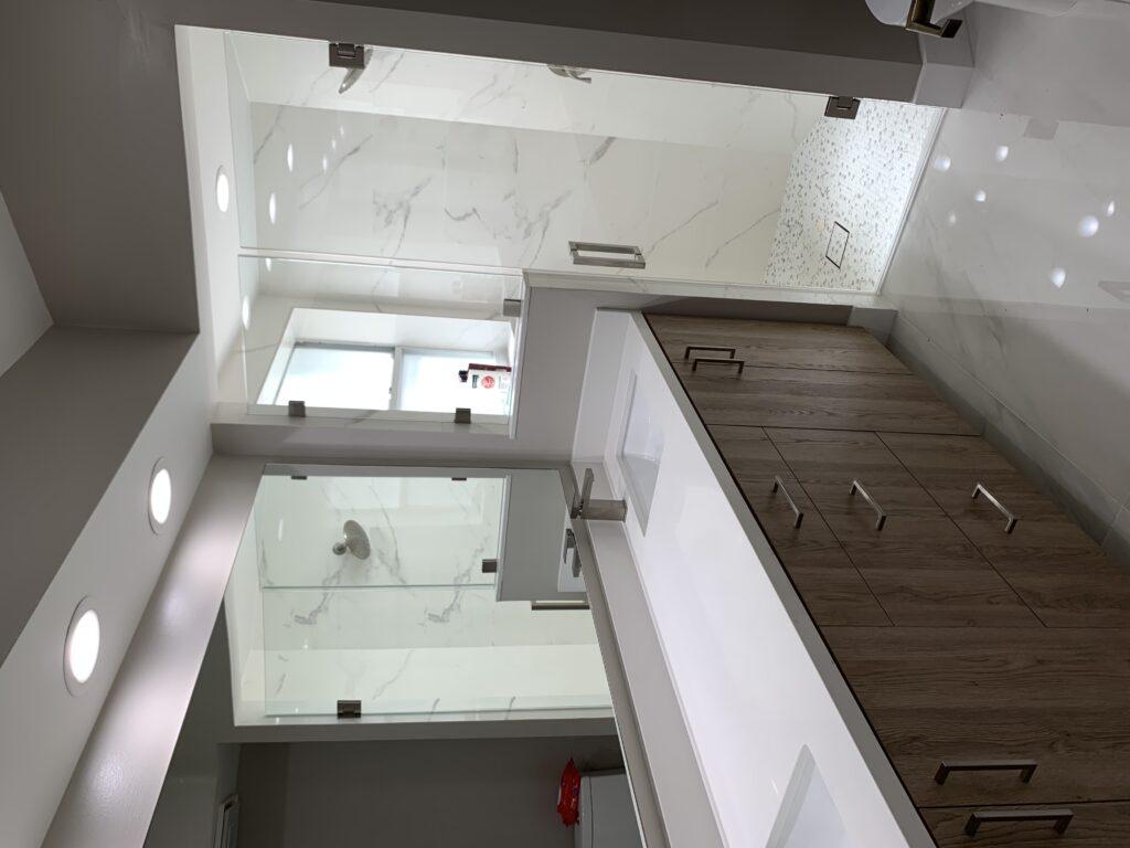 Bathroom Mirror and
