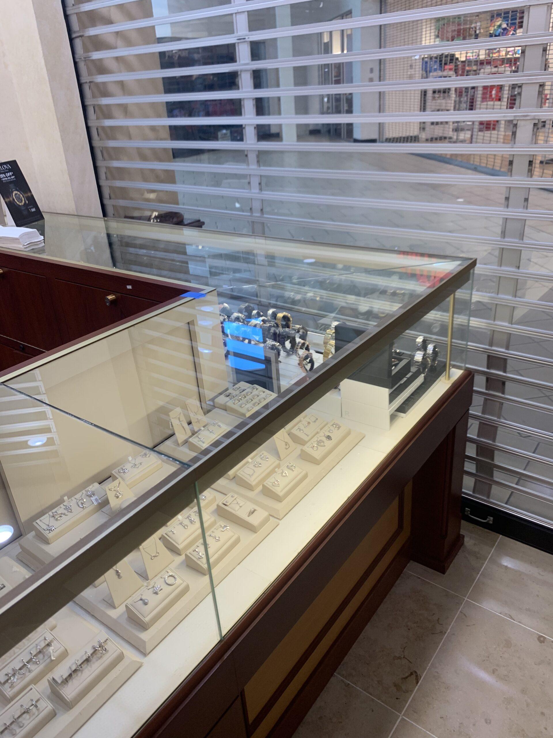 Jewery Store Display Case